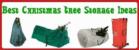 ideas storing christmas decorations artificial christmas