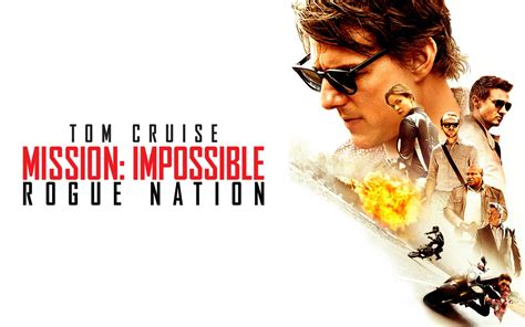 Poster Mission Impossible Rogue Nation 20x30cm Moviez25