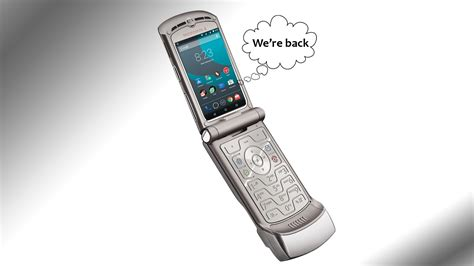 android flip phone usa lenovo bringing back the moto razr flip phone on android tg daily