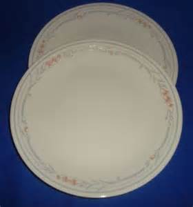 corelle rose pattern corelle rose pattern dinner plates set of two 2