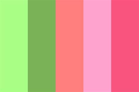 watermelon color sour watermelon color palette