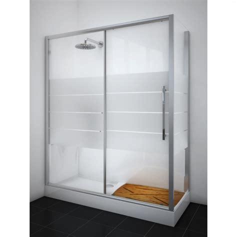 cabine doccia per vasca da bagno kit cabina e piatto doccia 170x70 per sostituzione vasca