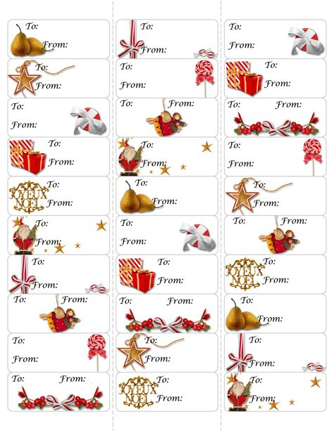 printable christmas gift tags you can type free christmas gift tag printable print either on card