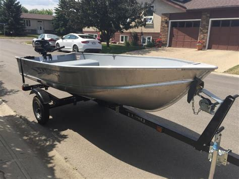 used boat motors regina 12 ft lund boat motor trailer packaage rural regina regina