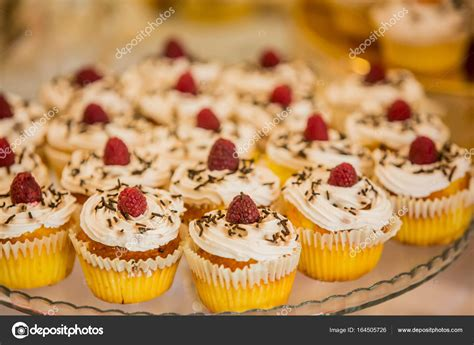 Fresh Bakery by Fresh Fruit Cakes In A Dessert Bar Beautiful Cupcakes