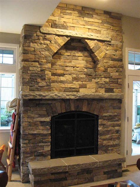 Rocks For Fireplace by Shepherd Stoneworks Of Seattle Fireplaces And Pits
