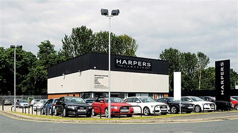 Carlisle Car Garages by Harpers Cumbria Audi And Volkswagen Servicing And Car