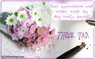 thank you for your appreciation free thank you ecards