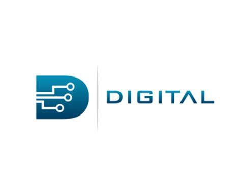 logo design digital logo design entry number 39 by masjacky digital logo contest