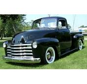 1951 Chevy 3100 Custom Pickup  Blog Cars On Line
