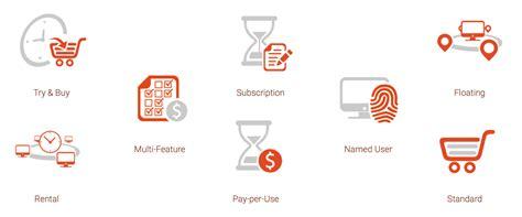 Model Software software licensing models oem time limited and upgrade