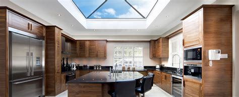 20 beautiful kitchen designs with skylights side returns