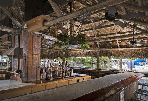 Tiki Bar Naples Cove Inn Tiki Bar Chickee Bar Picture Of Cove Inn On