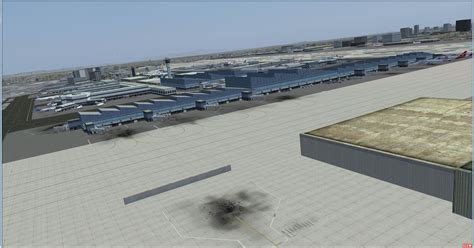 airport design editor library los angeles airport scenery for fsx