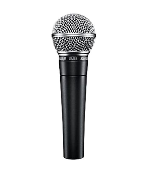 Shure Sm58sm58 Lc Vocal Microphone Original Buy Shure Sm58 Lc Cardioid Dynamic Vocal Microphone