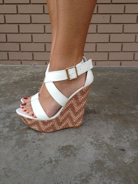 Sandal Wedges Garsel E 411 pin by ingrid aneta on shoe s addict fashion