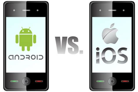 Android Versus Ios 2018 by Listen Up Apple Android Users Are More Loyal Than