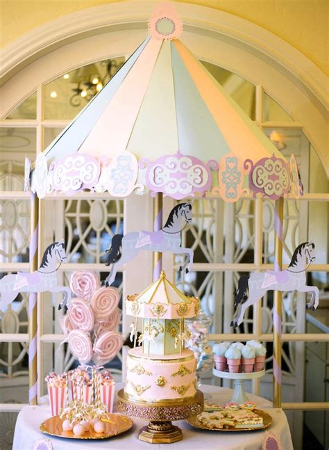 Carousel Decorations by 25 Best Ideas About Carousel On