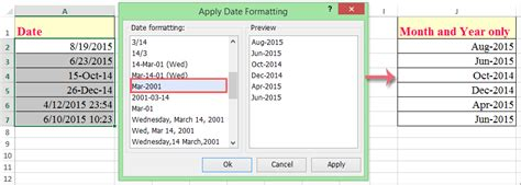 date format php month name excel 2007 convert date to text month how to change
