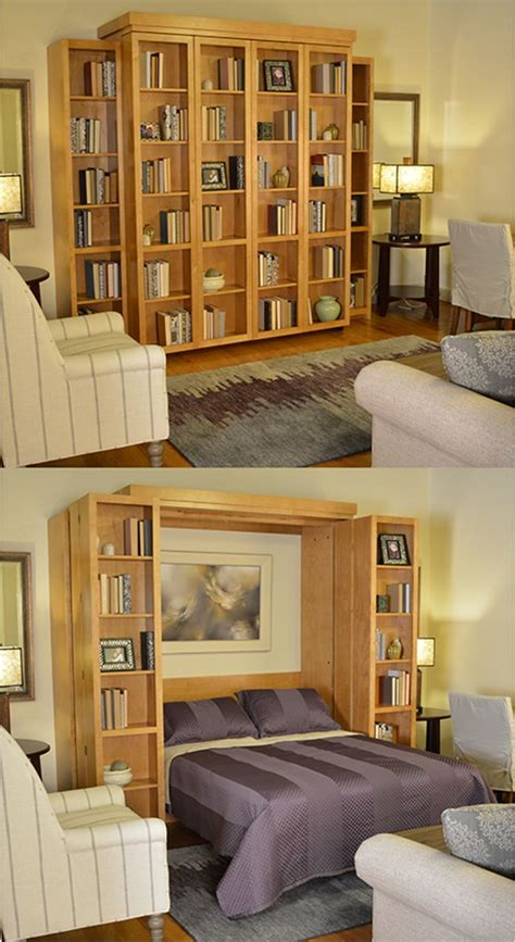 murphy bed bookcase wall unit 25 best ideas about wall beds on murphy bed