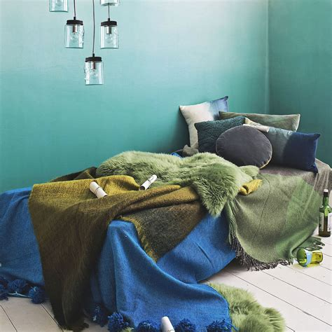 Teal Bedroom Ideas bedroom colour schemes ideal home