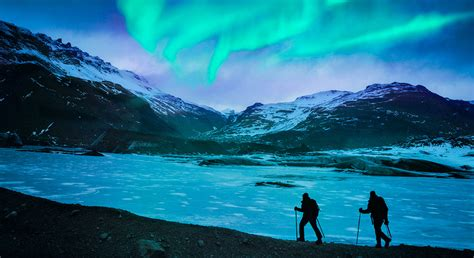 trips to iceland to see northern lights iceland s northern lights itinerary map wilderness