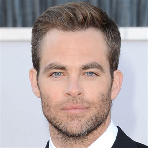 movie actor education chris pine film actor television actor actor biography