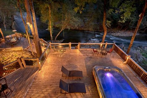 Cabin Rentals In Gatlinburg Tn With Pool by 6 Bedroom Smoky Mountain Pool Cabin Cabins Usa