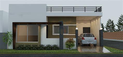 single floor house elevation  images single floor