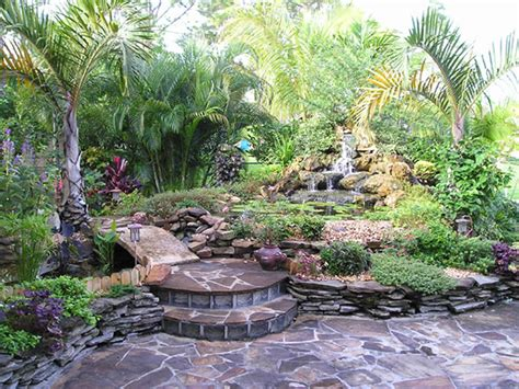 25 exotic backyard landscape ideas sloe
