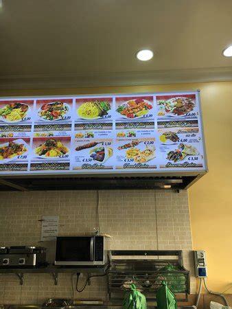 cucina libanese roma ristorante shawarma station halal in roma con cucina