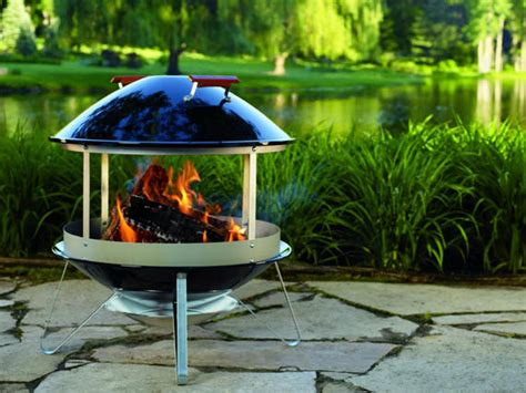 Weber Makes The Ultimate Firepit Obviously Incredible Weber Firepit