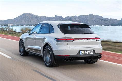 2019 Porsche Macan by Porsche Macan S 2019 Review Autocar