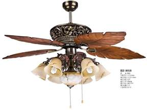ceiling fans with 5 lights european antique decorative ceiling l living room