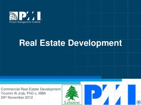 Commercial Real Estate Mba by Introduction To Commercial Real Estate Development