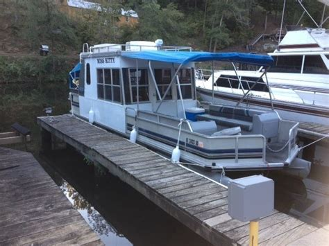 pontoon boats for sale near chattanooga tn sun tracker party hut 1992 for sale for 18 500 boats