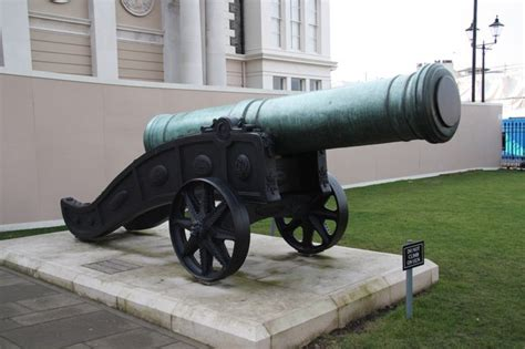 file turkish cannon geograph org uk 1154540 jpg