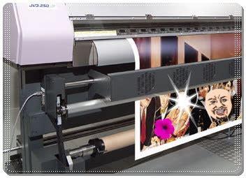 Tinta Printer Spanduk membentangkan usaha percetakan spanduk baliho hidup indah