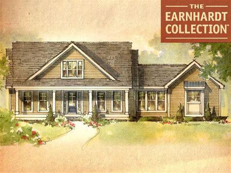 Carolina Home Plan Earnhardt Collection By Schumacher Custom Home Plans South Carolina