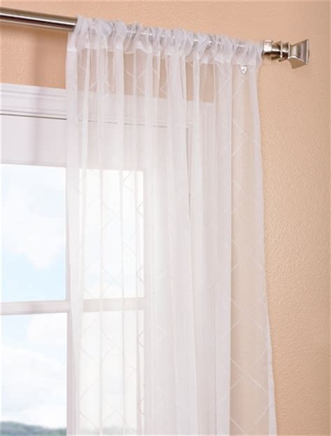 off white sheer curtains vita off white embroidered sheer curtains drapes