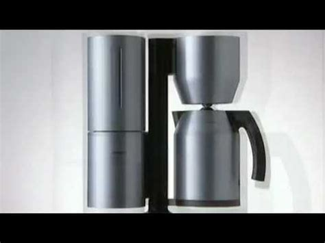 Siemens Porsche Kettle Tw911p2 by Porsche Design Siemens Home Appliances Youtube