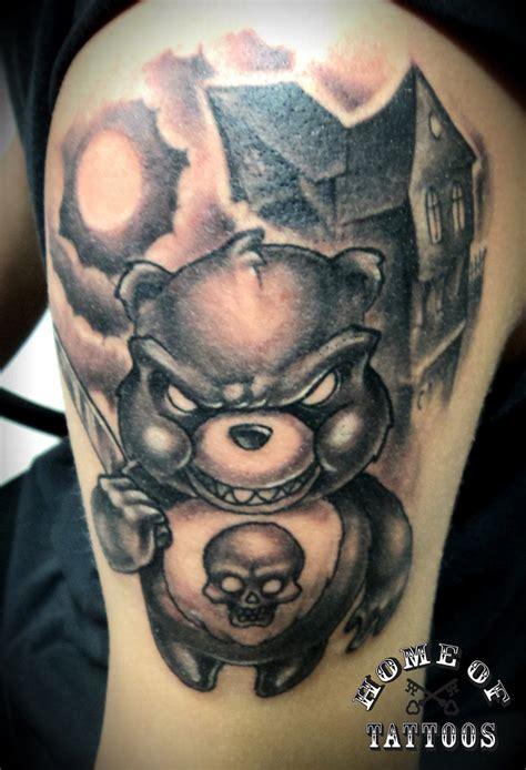 evil care bear by arturnakolet on deviantart