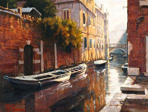 cuadros al oleo de paisajes imagenes de cuadros al oleo de paisajes urbanos sobre lienzo
