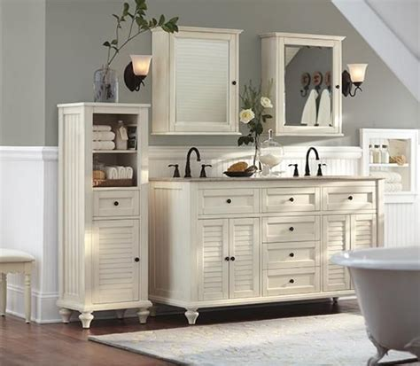 Hamilton Bathroom Vanity Hamilton Shutter Vanity Bath Vanities Bath Homedecorators Bathroom Remodeling