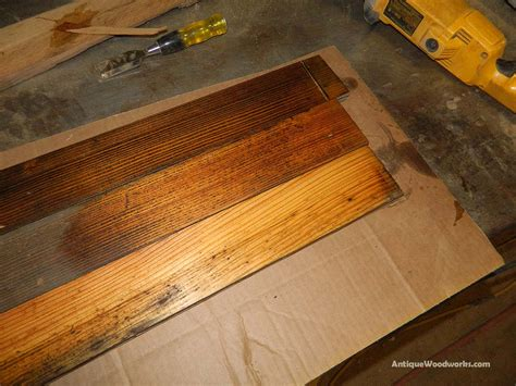 antique floor reclaimed douglas fir