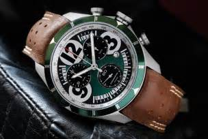 Aston Martin Watches Metal From Aston Martin S Le Mans 1959 Winner In
