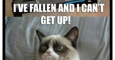 Help I Ve Fallen Meme - i ve fallen and i can t get up fun stuff pinterest