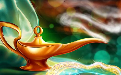 Genie From A L by Pancr 233 As Et Le Magique L 194 Mc