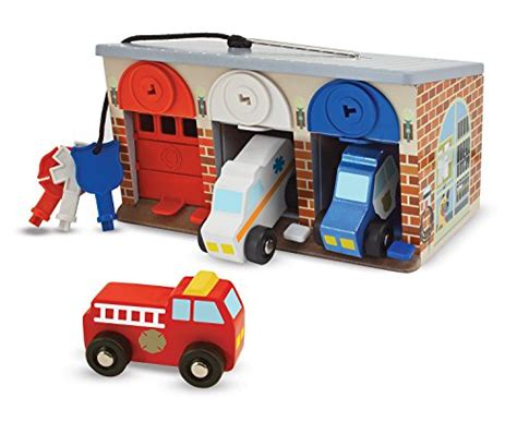 And Doug Garage by And Doug Toys Playsets Webnuggetz