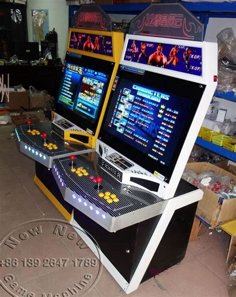 Tekken 3 Arcade Cabinet by China Electronic Shop Coin Operated Tekken Fighter
